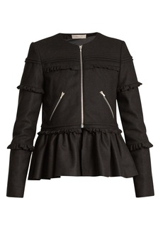 Preen Line Alice wool-blend jacket