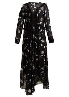 Preen Line Sana floral maxi dress