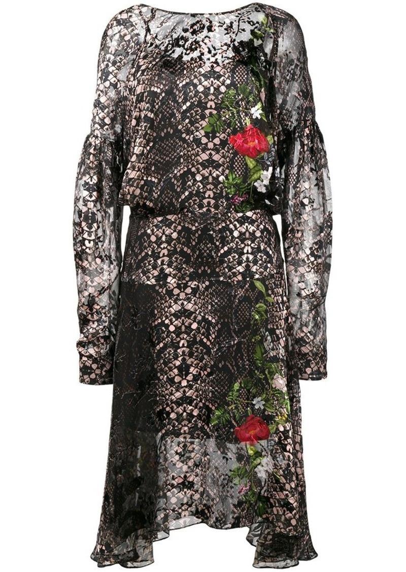 17e52581e7 Preen python print dress