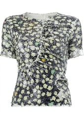 Preen sequined T-shirt