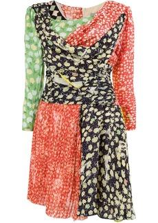 Preen short printed dress