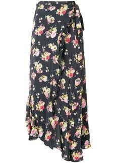 Preen Sibyll botanical skirt