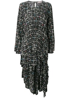 Preen Sinead floral vine dress