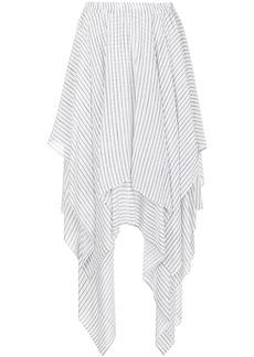 Preen striped handkerchief skirt
