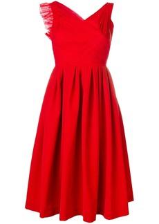 Preen Una Ted flared dress