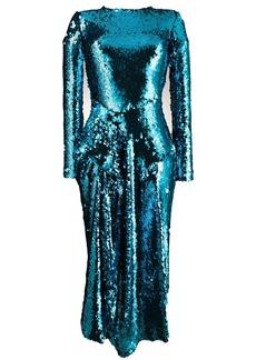 Preen Valena sequin dress