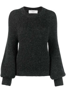 Pringle blouson-sleeve sweater