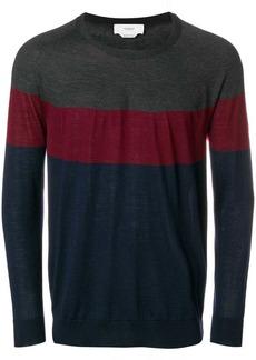 Pringle colour-block sweater
