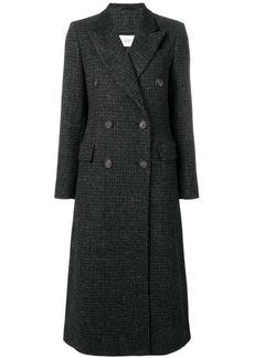 Pringle double breasted tweed coat