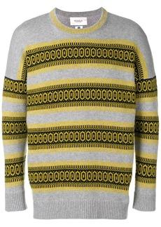 Pringle Fair Isle long-sleeve sweater