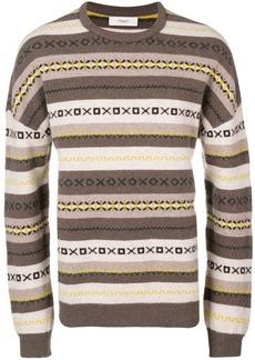 Pringle Fair Isle pattern sweater