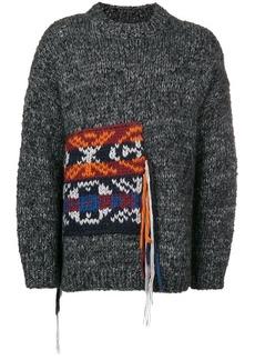 Pringle Fair Isle sweater