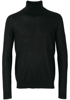 Pringle fine knit roll-neck sweater