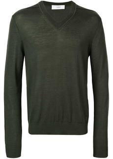 Pringle fine knit V-neck sweater