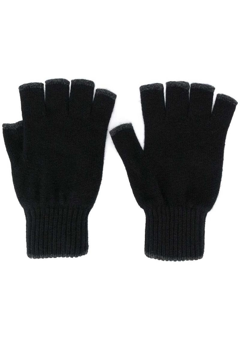 Pringle fingerless gloves