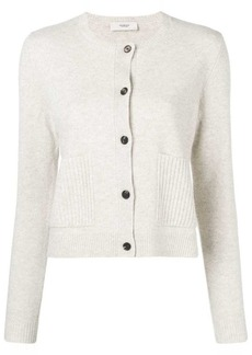 Pringle long-sleeve fitted cardigan