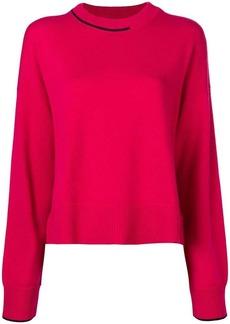 Pringle loose-fit cashmere sweater
