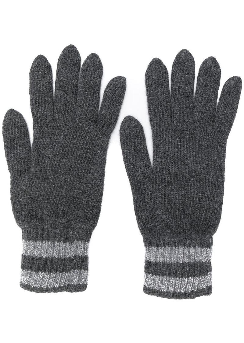 Pringle Marl Tuck stitch gloves