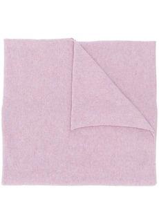 Pringle melange blanket scarf