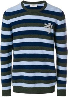 Pringle multi-stripe sweater