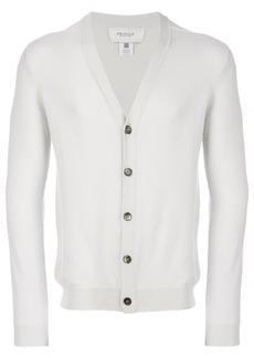 Pringle Of Scotland cashmere V-neck cardigan - Grey