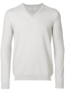Pringle Of Scotland cashmere V-neck jumper - Grey