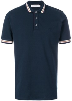 Pringle Of Scotland classic polo shirt - Blue