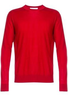 Pringle Of Scotland crew-neck jumper - Red