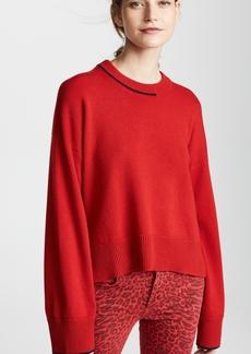 Pringle of Scotland Long Sleeve Cashmere Sweater