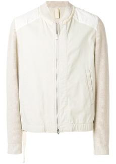 Pringle Of Scotland New Varsity jacket - Nude & Neutrals