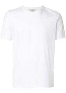 Pringle Of Scotland poplin front T-shirt - White