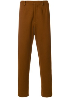 Pringle Of Scotland relaxed trousers - Brown