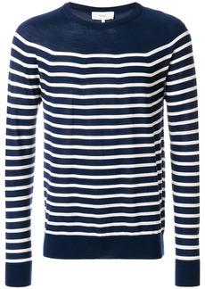 Pringle Of Scotland striped jumper - Blue