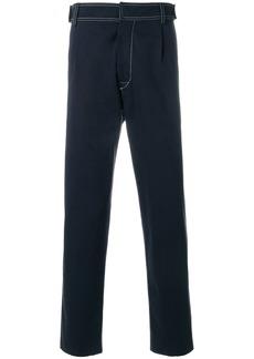 Pringle Of Scotland utility trousers - Blue