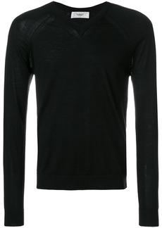 Pringle Of Scotland v-neck jumper - Black