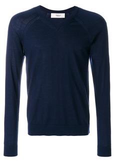 Pringle Of Scotland v-neck jumper - Blue