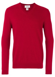 Pringle Of Scotland V-neck jumper - Red