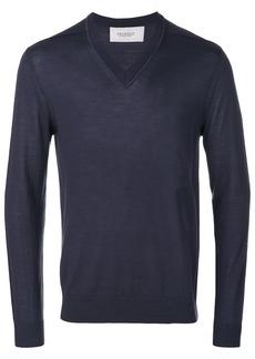 Pringle Of Scotland V-neck sweater - Blue