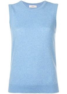 Pringle sleeveless knitted top