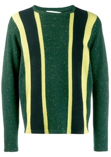 Pringle stripe print jumper