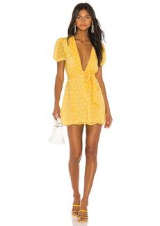 Privacy Please Carlotta Mini Dress