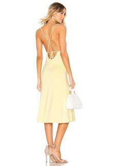 Privacy Please Christie Midi Dress