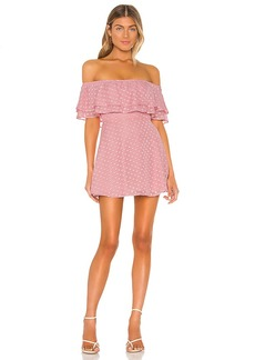 Privacy Please Gardenia Mini Dress