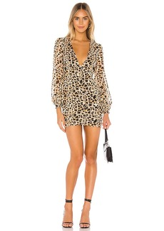 Privacy Please Julissa Mini Dress