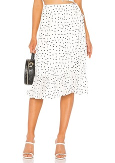 Privacy Please Kayla Midi Skirt