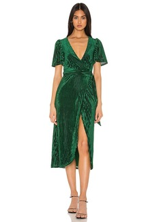 Privacy Please Rina Midi Dress
