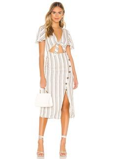 Privacy Please Rylee Midi Dress