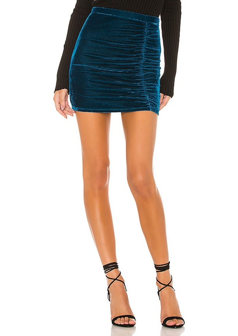 Privacy Please Skyler Mini Skirt