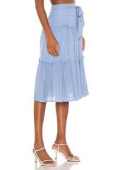 Privacy Please Ventura Midi Skirt
