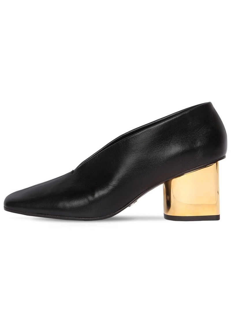 Proenza Schouler 60mm Leather Pumps